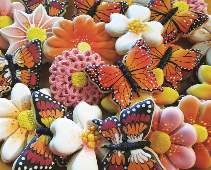 Butterfly Cookies 1000 Piece Jigsaw Puzzle