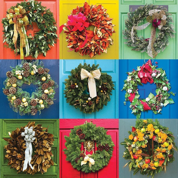 Wreaths!- 500pc Puzzle