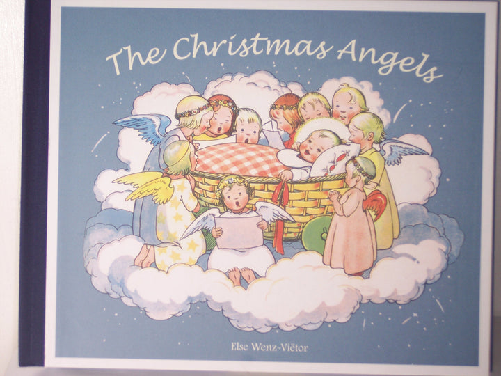 Christmas Angels Children's Book