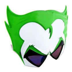 Sunstaches DC Comics Joker Sunglasses, Party Favors, UV400