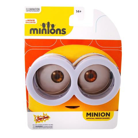 Minion Goggles Sunstaches Sun Glasses
