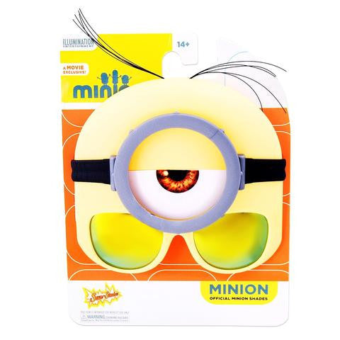Minion Stuart Sunstaches Sun Glasses