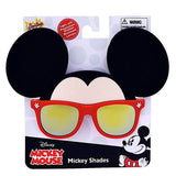 Mickey Mouse Disnet Sunstaches Sun Glasses