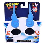 Officially Licensed Komasan Yellow Sunstaches Sun Glasses