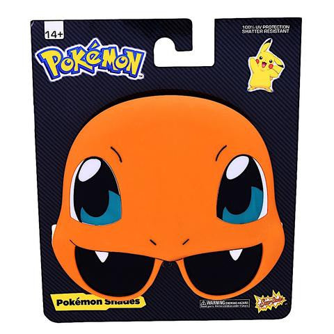 Officially Licensed Pokemon Charmander Sunstash Sun Glasses