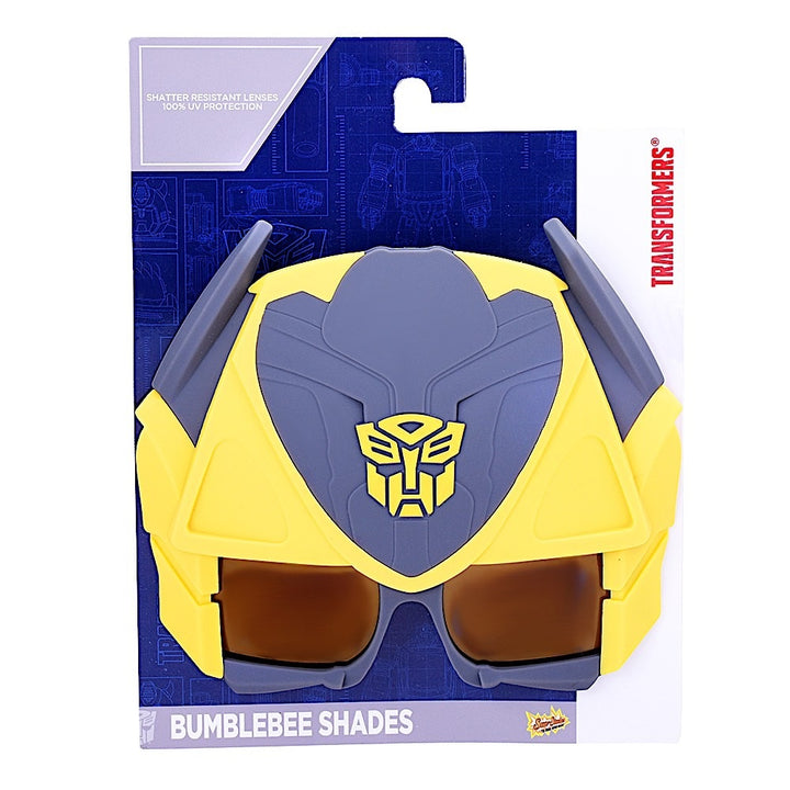 Officially Licensed Transformers Bumblebee Sunstaches Sun Glasses