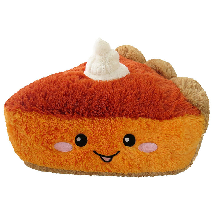 Squishable Comfort Food Pumpkin Pie Plush - 15
