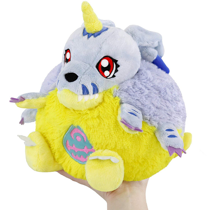 Mini Squishable Gabumon  7