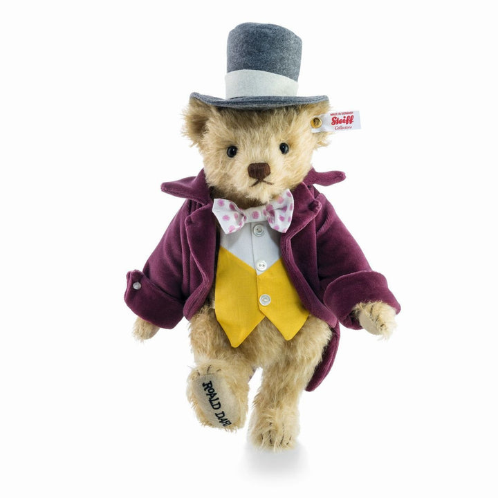 Steiff Limited Edition Willy Wonka Bear