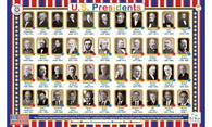 US Presidents Placemat