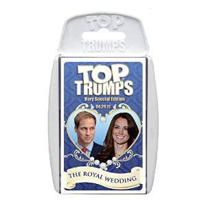 Top Trumps- Royal Wedding
