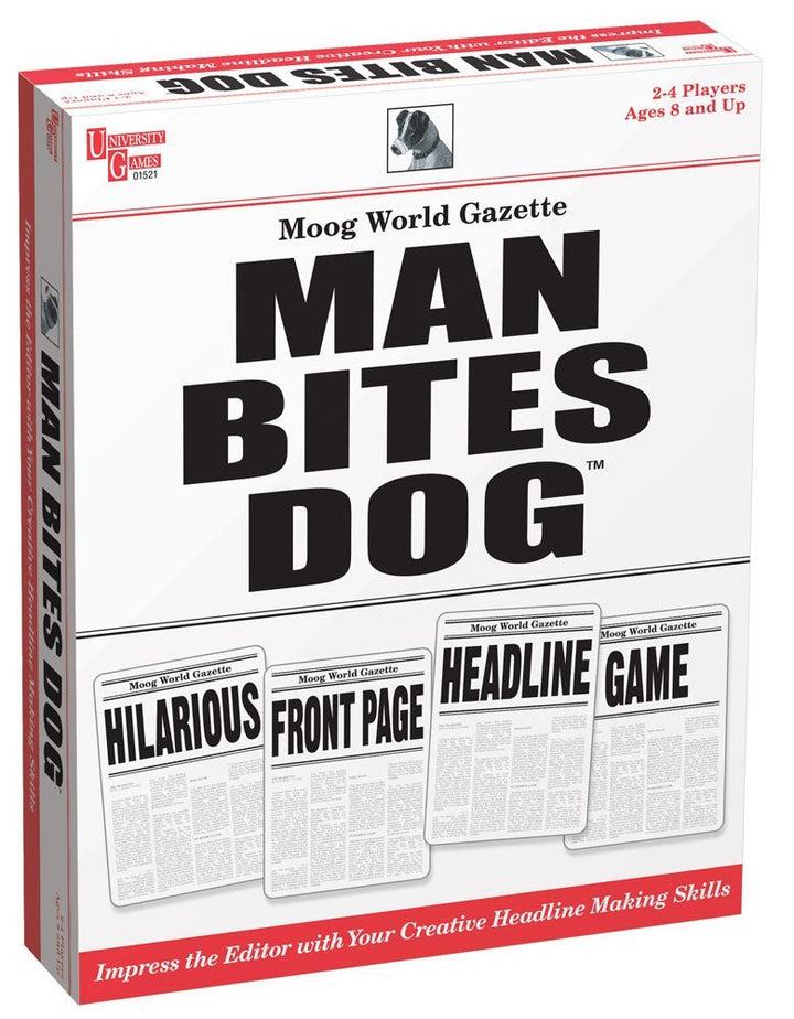 Man Bites Dog Board Game