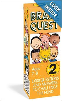 Brain Quest Second Grade