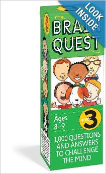 Brain Quest Third Grade