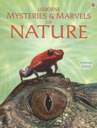 Mysteries& Marvels of Nature Internet Linked