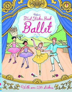 Ballet First Sticker Book