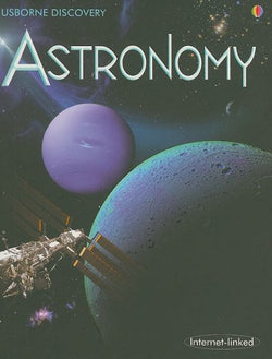 Astronomy: Internet Linked (Discovery Nature) Hardcover