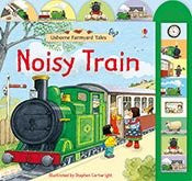 Noisy Train Board Book