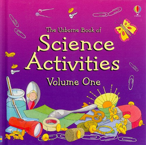 Science Activities Volume 1 Hardback