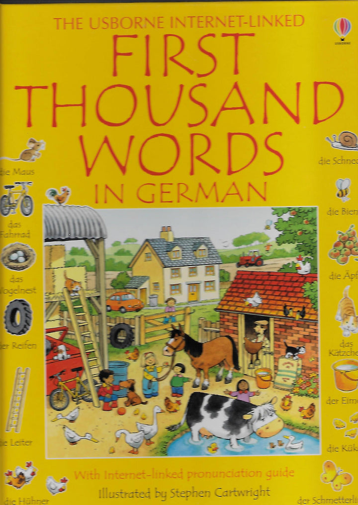 First Thousand Words German