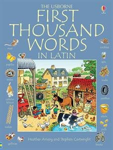 First Thousand Words Latin