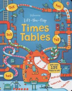 Times Tables Lift the Flap