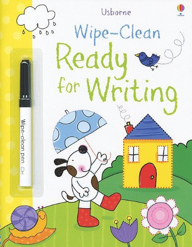 Ready for Writing Wipe Clean