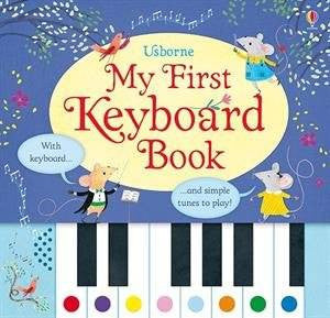 First Keyboard Musical Book