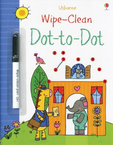 Dot to Dot Wipe Clean