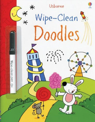 Doodles Wipe Clean