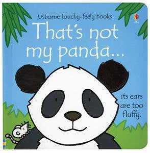 That's Not My Panda Touchy Feely Board Book