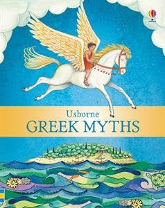 Greek Myths Hardback