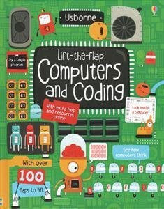 Computers and Coding Lift the Flap Board Book
