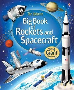 Big Book of Rockets and Spacecraft Hardcover