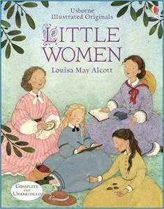 Usbourne Illustrated Originals Little Women