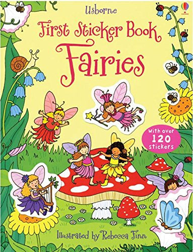 Fairies First Sticker Book Paperback