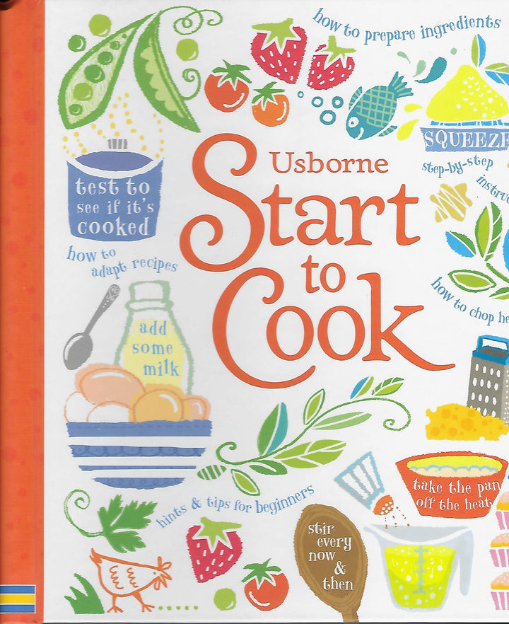 Start to Cook by Abigail Wheatly