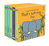 That's Not My Zoo Boxed Set Touchy Feely Board Books