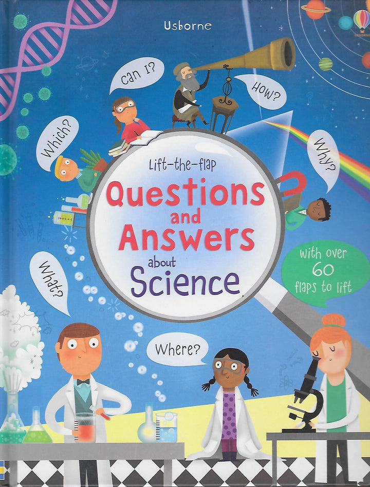 Questions & Answers Science Board Book