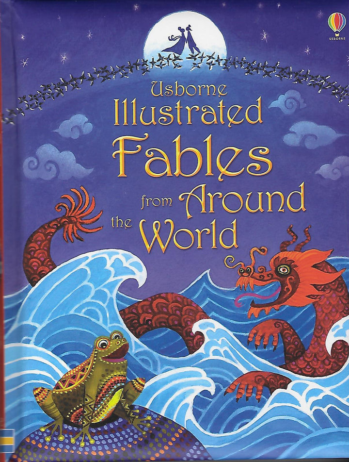 Illustrated Fables from Around the World Hardback