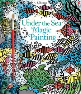 Under the Sea Magic Painting Book Paperback
