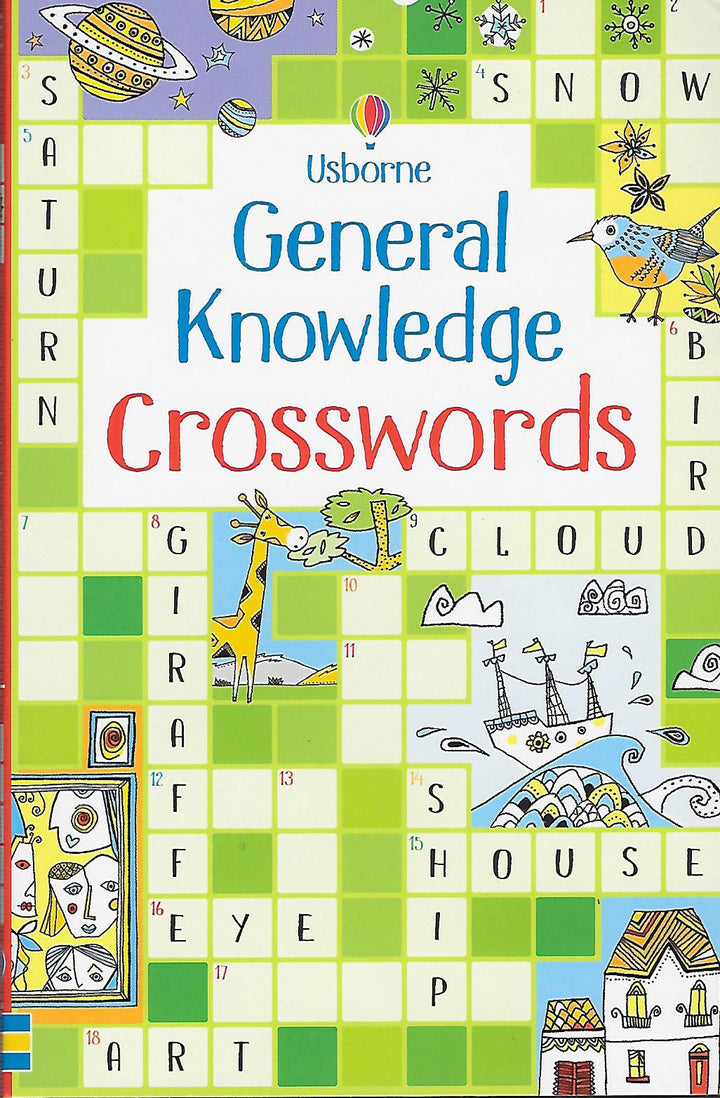General Knowledge Crosswords Paperback
