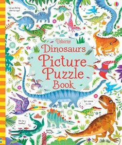 Dinosaurs Picture Puzzle Book Board Book