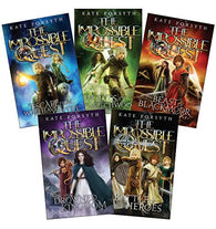 Impossible Quest Collection (5 books) Paperback – 2015