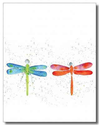 Boxed Notecards- Dragonflies