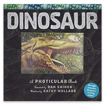 Dinosaur: A Photicular Book Hardcover