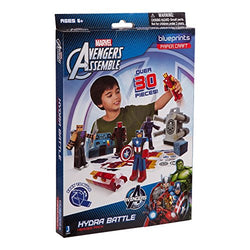 Zoofy International Team Heroes Avengers Action Figure Pack