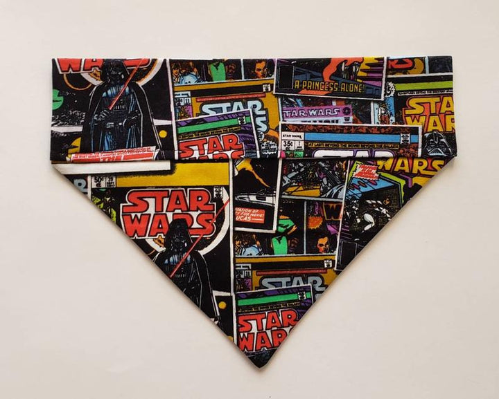 The Snazzy Pooch - Star Wars 2 Bandana- Large
