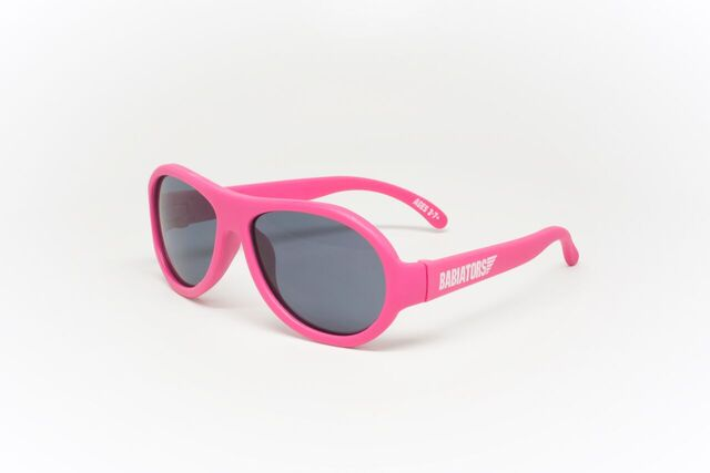 Babiators - Popstar Pink Aviator 0-2yrs