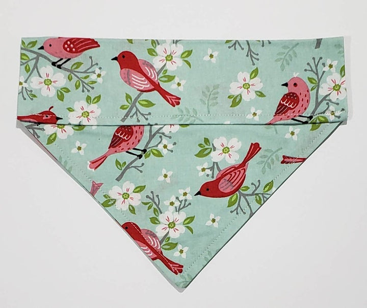 The Snazzy Pooch - Spring is Here Bandana-Large